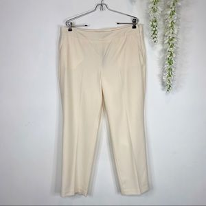 NWT TALBOTS Heritage flat front trousers 1422